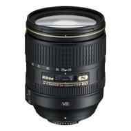 Nikon AF-S 24-120mm F4G ED VR Lens (New)