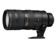 Nikon AF-S 70-200mm F2.8G ED VR II Lens (New)