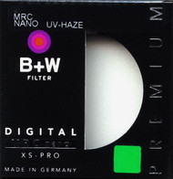 B+W 39mm XS-Pro UV Haze MRC-Nano 010M Filter (New)