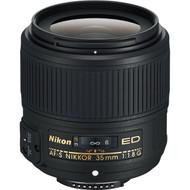 Nikon AF-S 35mm F1.8G ED Lens (New)