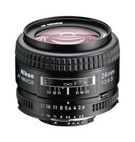 Nikon AF 24mm F2.8D Lens (Used)