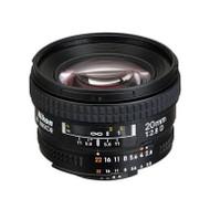Nikon AF 20mm F2.8D Lens (Used)