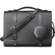 Leica Day Bag Leather Black for Leica Q (New)