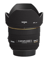 Sigma 50mm F1.4 EX DG HSM Lens for Nikon (Used)