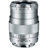 Zeiss Tele Tessar T* 85mm F4 ZM Silver Lens (Demo)