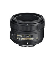 Nikon AF-S 50mm F1.8G Lens (New)