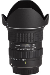 Tokina AT-X 11-16mm F2.8 Pro DX II EOS Lens (Used)