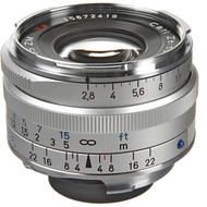 Zeiss C Biogon T* 35mm F2.8 ZM Lens - Silver (New)