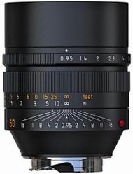 Leica 50mm F0.95 Noctilux-M Asph Lens (New)