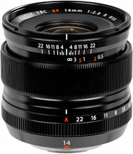 Fujinon XF 14mm F2.8R Aspherical Lens (Used)