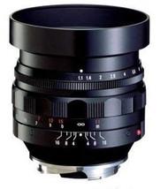Voigtlander 50mm F1.1 Nokton M Lens (New)