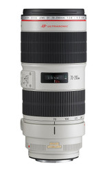 Canon EF 70-200mm F2.8L IS II Lens (Used)