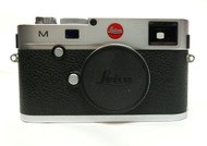 Leica Camera Body M (Typ 240) Silver Chrome - New (Limited Offer)