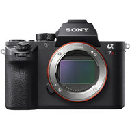 Sony Alpha A7R II Mirrorless Camera Body (New)