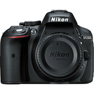 Nikon D5300 DSLR Camera Body Only - Demo (Limited Stock)