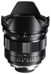 Voigtlander 21mm F1.8 Ultron-M Aspherical II Lens (Now in Stock)