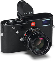 Leica Camera Body M (Typ 240) Black Paint (Demo)