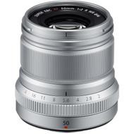 Fujifilm XF 50mm F2 R WR Lens Silver (New)