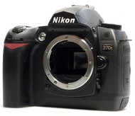 Nikon D70s DSLR Body (Used)