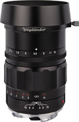 Voigtlander 75mm F1.8 Heliar M mount lens (New)