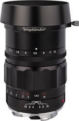 Voigtlander 75mm F1.8 Heliar M mount lens (New)