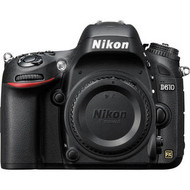 Nikon D610 24MP DSLR Body (New)