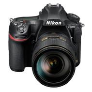 Nikon D850 DSLR Body with AF-S 24-120mm F4G ED VR Lens Kit (New)