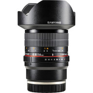 Samyang 14mm F2.8 ED Asph UMC II Lens for Sony E Full Frame (New)