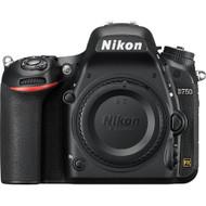 Nikon D750 DSLR Body 24MP ($150 Cash Back)