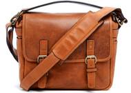 ONA Berlin II Messenger Leather - Vintage Bourbon (New)