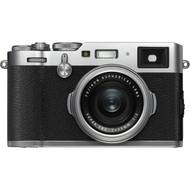 Fujifilm X100F Silver Camera (New)