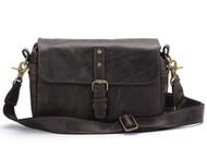 ONA Bowery Italian Leather - Dark Truffle (Now in Stock)