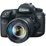 Canon EOS 7D Mark II with EF-S 18-135mm IS STM Lens (New)