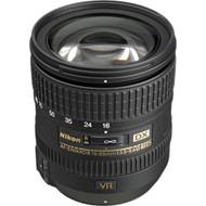 Nikon AF-S DX 16-85mm F3.5-5.6G ED VR Lens (Used)
