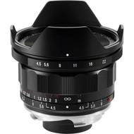 Voigtlander Super Wide-Heliar 15mm F4.5 Asph III M-mount Lens (New)