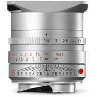 Leica Summilux-M 35mm F1.4 ASPH Lens - Silver (New)