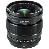 Fujifilm XF 16mm F1.4 R WR Lens - New ($150 Cash Back)