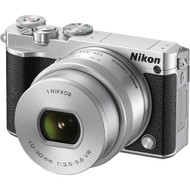 Nikon 1 J5 + 10-30mm PD Silver Kit (Now in Stock)