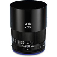 Zeiss Loxia 50mm F2 Planar T* Sony E-mount Lens (New)
