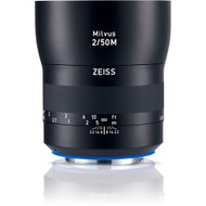 Zeiss Milvus 50mm F2M ZE lens for Canon (New)