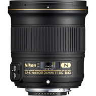 Nikon AF-S 24mm F1.8G ED Lens (Coming Soon)
