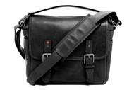 ONA Berlin II Messenger Leather - Black (Now in Stock)