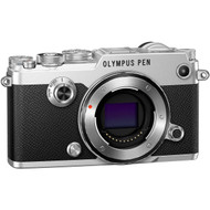 Olympus PEN-f Silver Body Only (New)