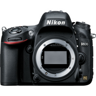 Nikon D600 24MP DSLR Body (Used)