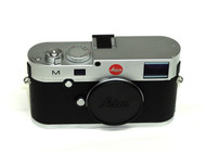 Leica Camera Body M (Typ 240) Silver Chrome Body (Used)