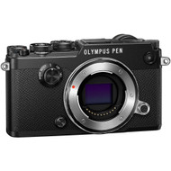 Olympus PEN-f Black Body Only (New)