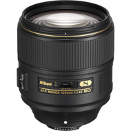Nikon AF-S 105mm F1.4E ED Lens (Demo) - $200 Cash Back