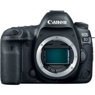 Canon EOS 5D Mark IV DSLR Body (New)