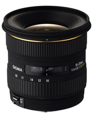 Sigma 10-20mm F4-5.6 EX DC HSM Lens for Canon (Used)