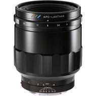 Voigtlander Macro APO-Lanthar 65mm F2 Asph Lens for Sony E (Brand New)
